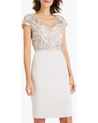 Phase Eight - Charlotte Lace Dress - Lyst
