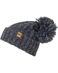 Helly Hansen - Knitted Beanie Hat - Lyst