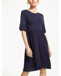 Numph - Hannelore Knitted Dress - Lyst