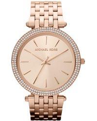 Michael Kors - Mk3192 Women's Darci Bracelet Strap Watch - Lyst