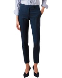 Hobbs - Iona Tailored Trousers - Lyst