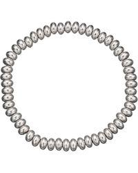 John Lewis - Plain Bead Bracelet - Lyst
