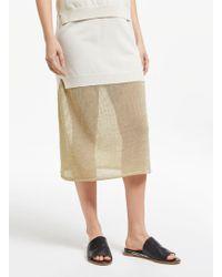 cb2ba526c John Lewis Hush Florence Skirt in Green - Lyst