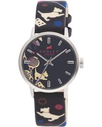 Radley - Promo Leather Strap Watch - Lyst