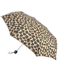 Fulton - Minilite Ocelot Umbrella - Lyst