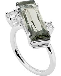 Ted Baker - Brijit Crystal Ring - Lyst