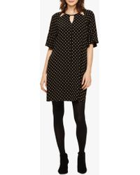 Phase Eight - Zoe Spot Shift Dress - Lyst