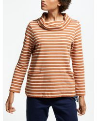 Seasalt - Low Seas Sweatshirt - Lyst