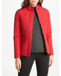 John Lewis - Quilted Jacket - Lyst