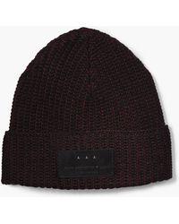 2bd3171365f Lyst - John Varvatos Baseball Hat in Black for Men