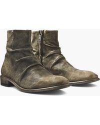 John Varvatos - Morrison Sharpei Boot - Lyst