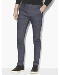 John Varvatos - Tapered Pant - Lyst