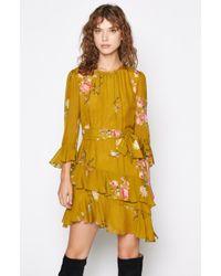 Joie - Kayane Silk Dress - Lyst