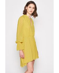 Joie - Daevon Silk Dress - Lyst