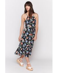 Joie - Deme Silk Dress - Lyst