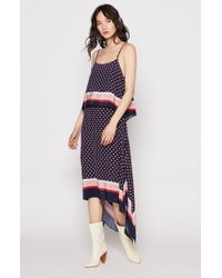 Joie - Seia Silk Dress - Lyst