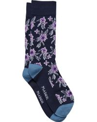 Jos. A. Bank - Floral Patterned Dress Socks, 1-pair - Lyst