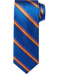Jos. A. Bank - Signature Gold Collection Stripe Tie - Lyst