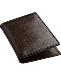 Jos. A. Bank Leather Id Wallet