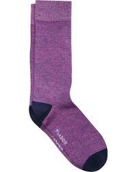 Jos. A. Bank - Heathered Dress Socks, 1-pair Clearance - Lyst