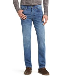 Jos. A. Bank - 1905 Collection Tailored Fit Jeans Clearance - Lyst