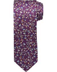Jos. A. Bank - Floral Vines Tie - Lyst