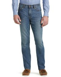 Jos. A. Bank - 1905 Collection Tailored Fit 5-pocket Jeans - Lyst