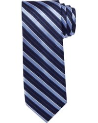 Jos. A. Bank - Signature Collection Textured Stripe Tie Clearance - Lyst