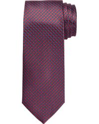 Jos. A. Bank - Traveller Collection Micro Check Tie - Lyst