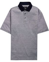 Jos. A. Bank - Traveller Collection Traditional Fit Stripe Short-sleeve Polo Shirt - Lyst