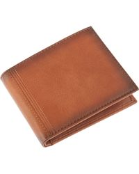 Jos. A. Bank - Bi-fold Leather Wallet - Lyst