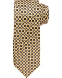 Jos. A. Bank - Traveler Collection Woven Squares Tie - Lyst