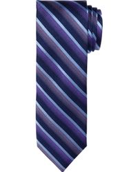 Jos. A. Bank - 1905 Collection Graduated Stripe Tie - Lyst