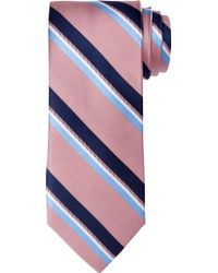 Jos. A. Bank - Executive Collection Wide Stripe Tie Clearance - Lyst