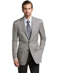 Jos. A. Bank - Signature Imperial Collection Regal Fit Windowpane Sportcoat Clearance - Lyst