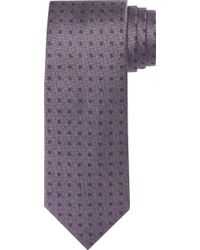 Jos. A. Bank - Reserve Collection Herringbone & Dots Tie - Lyst