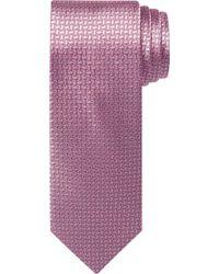 Jos. A. Bank - Traveler Collection Mini Geometric Pattern Tie - Lyst