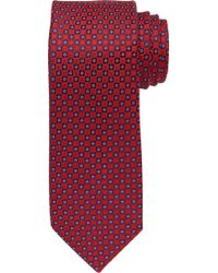 Jos. A. Bank - Traveller Collection Woven Squares Tie Clearance - Lyst