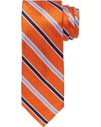 Jos. A. Bank - Traveler Collection Herringbone Stripe Tie - Lyst