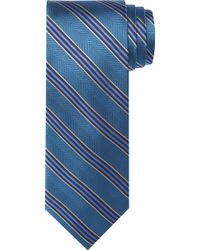 Jos. A. Bank - Reserve Collection Herringbone Stripe Tie Clearance - Lyst