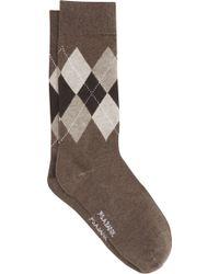 Jos. A. Bank - Argyle Pattern Socks - Lyst