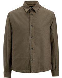 JOSEPH - Jules Simon Flannel Shirt - Lyst