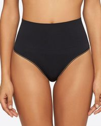 Yummie By Heather Thomson - Ultra Light Seamless Thong - Lyst