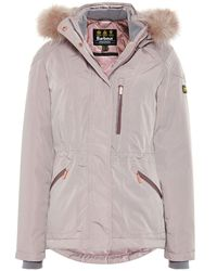 Barbour - Aragon Waterproof Jacket - Lyst