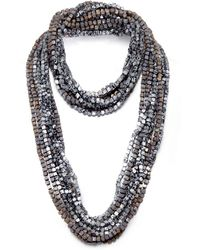 Jianhui - Pashmina Chain Necklace - Lyst