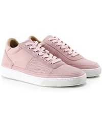 PS by Paul Smith - Suede Dizon Trainers - Lyst