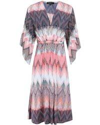 Ilse Jacobsen - Batwing Mini Dress - Lyst