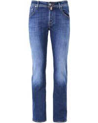 Jacob Cohen - Slim Fit Limited Edition Comfort Jeans - Lyst