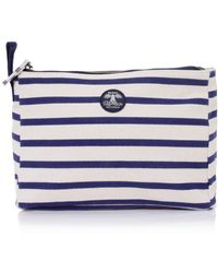 Barbour - Sealand Washbag - Lyst