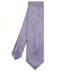 Eton of Sweden - Silk Jaquard Pattern Tie - Lyst